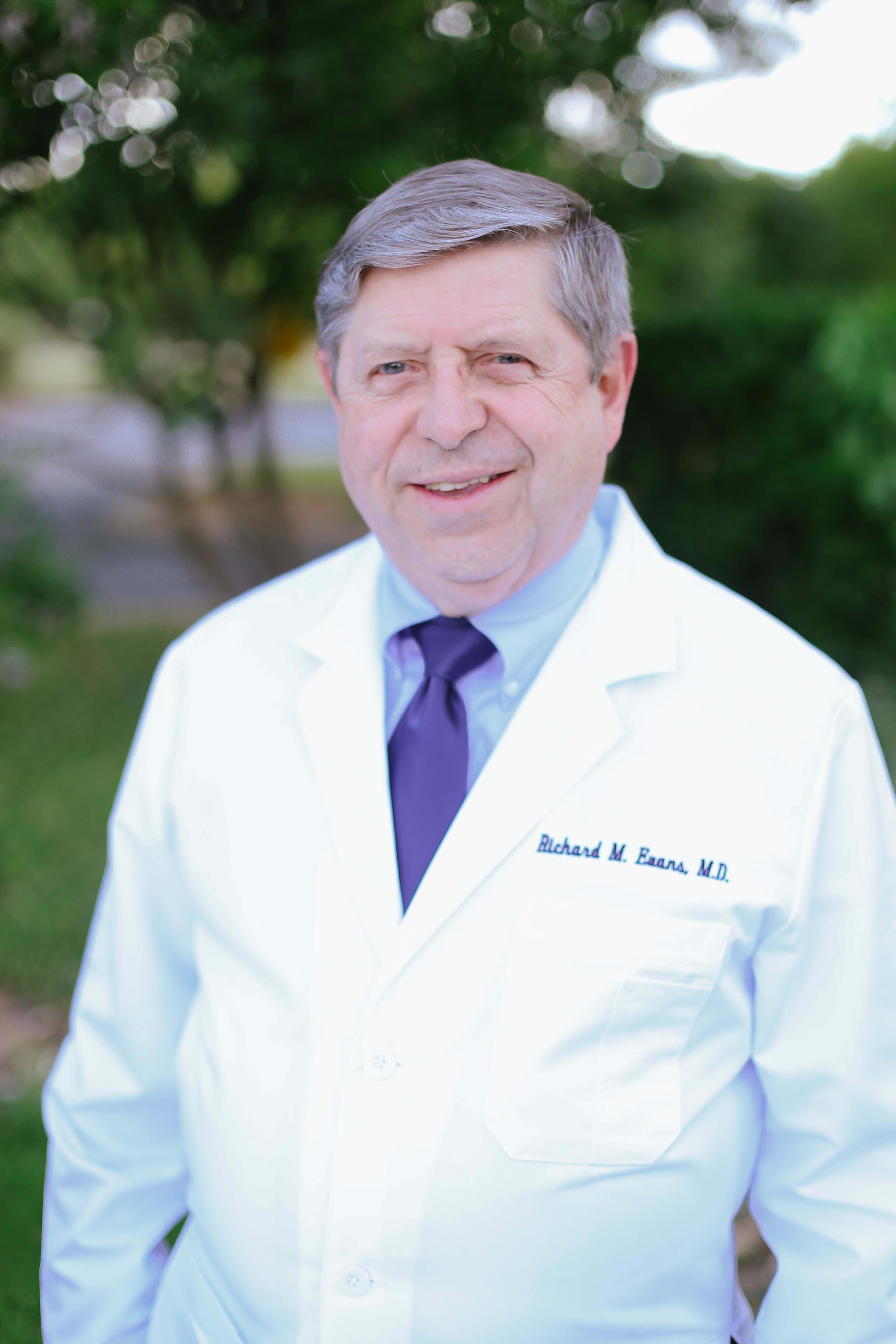 Dr. Richard M Evans MD