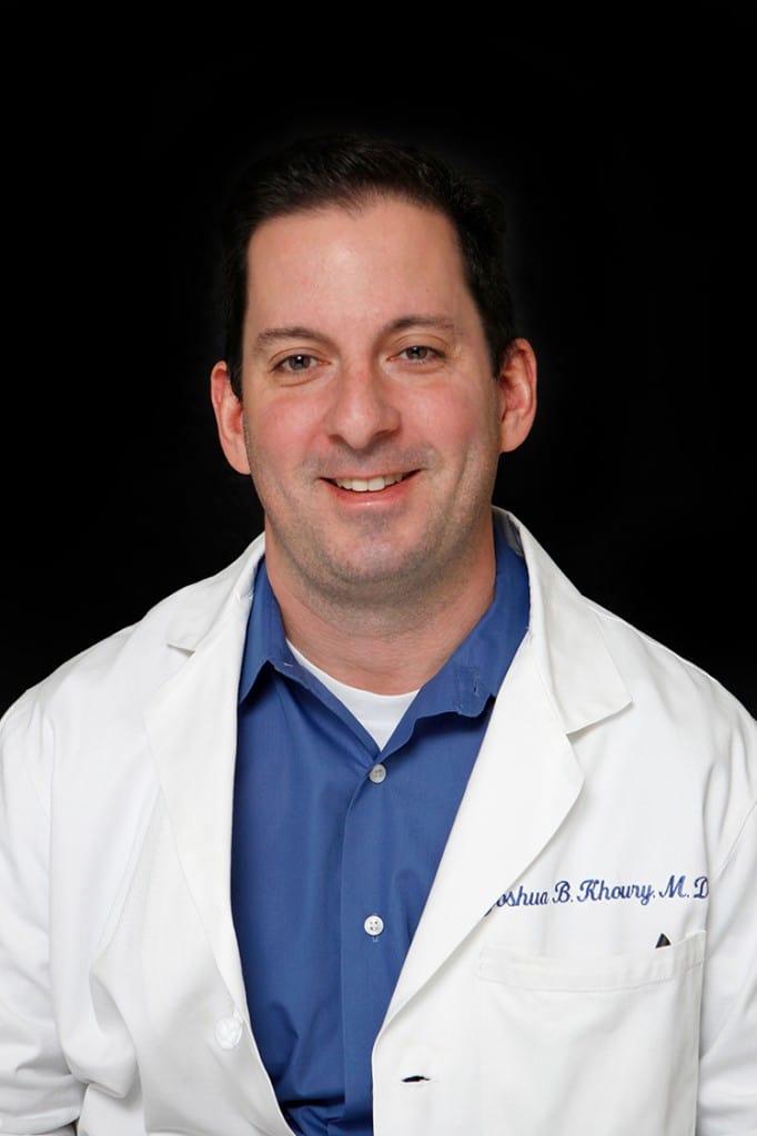 Dr. Joshua B Khoury MD