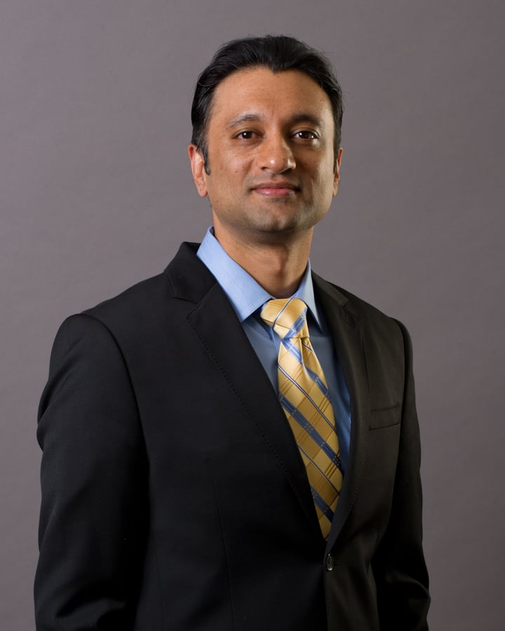Dr. Rahul V Sonone MD