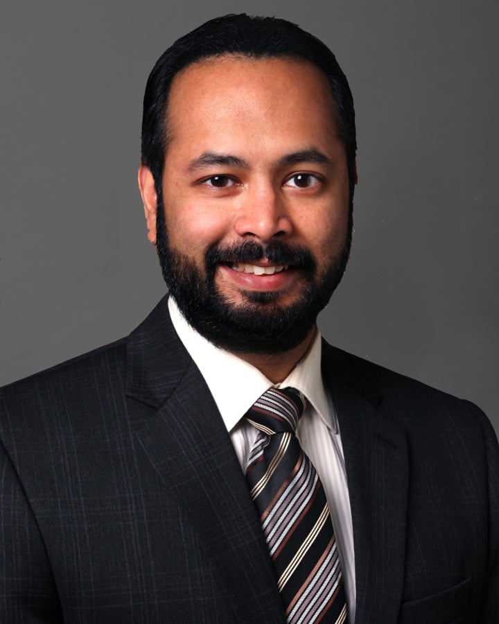 Dr. Sajish E Jacob MD
