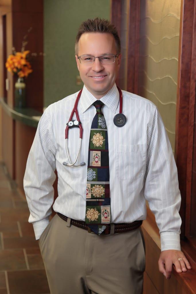 Dr. Nicholas D Krueger MD