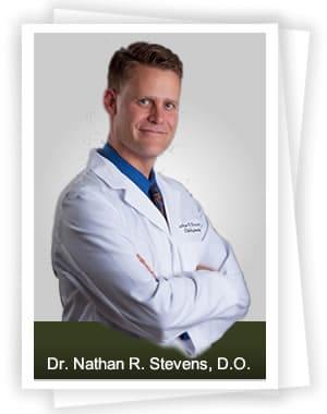 Dr. Nathan R Stevens DO