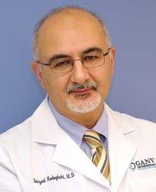 Dr. Behzad Kalaghchi MD
