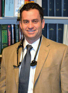Dr. Aaron M Dommu MD