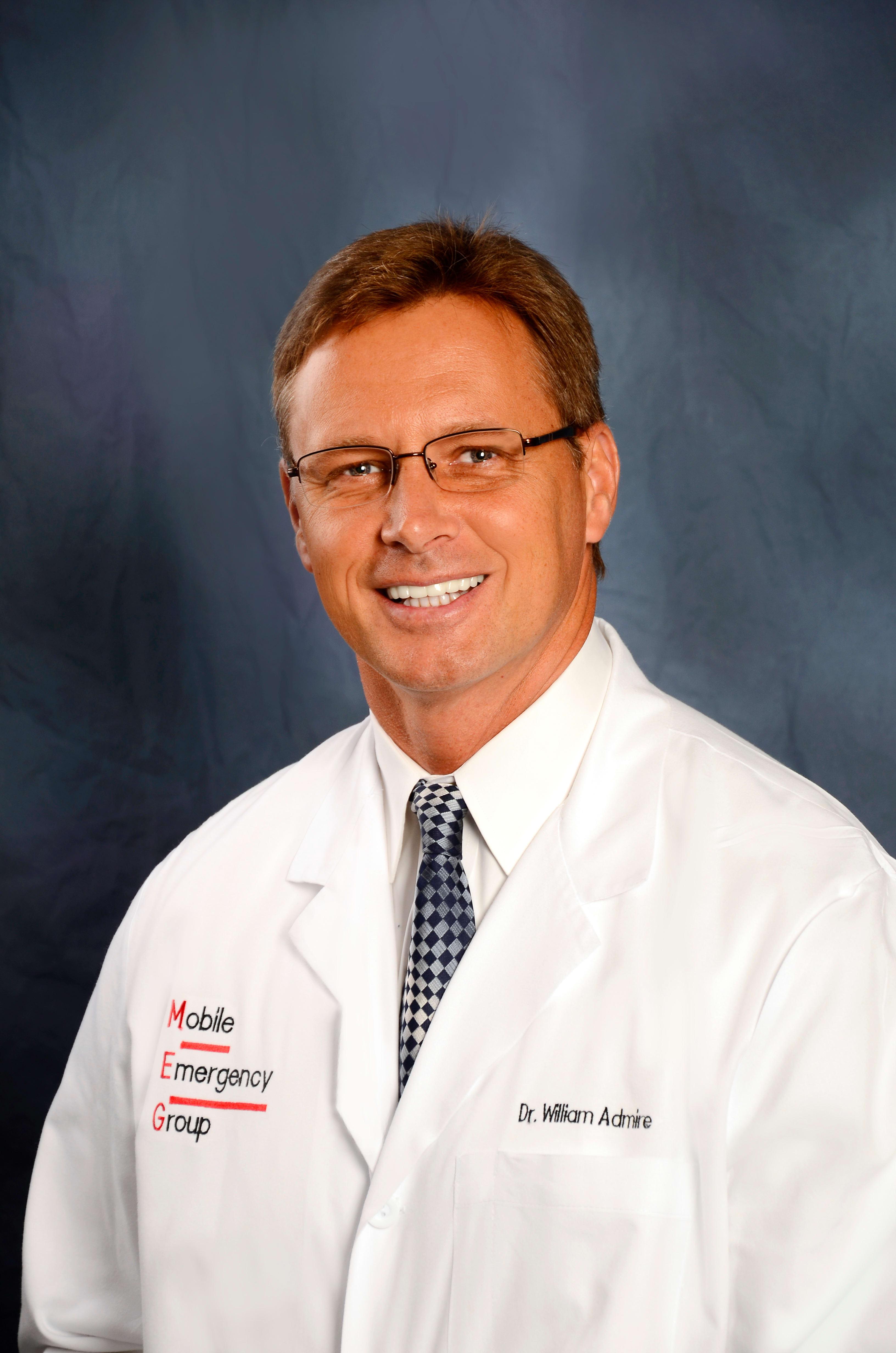 Dr. William E Admire Jr MD