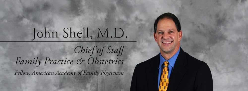 Dr. John R Shell MD
