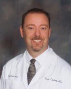 Dr. Thomas W Cohee MD
