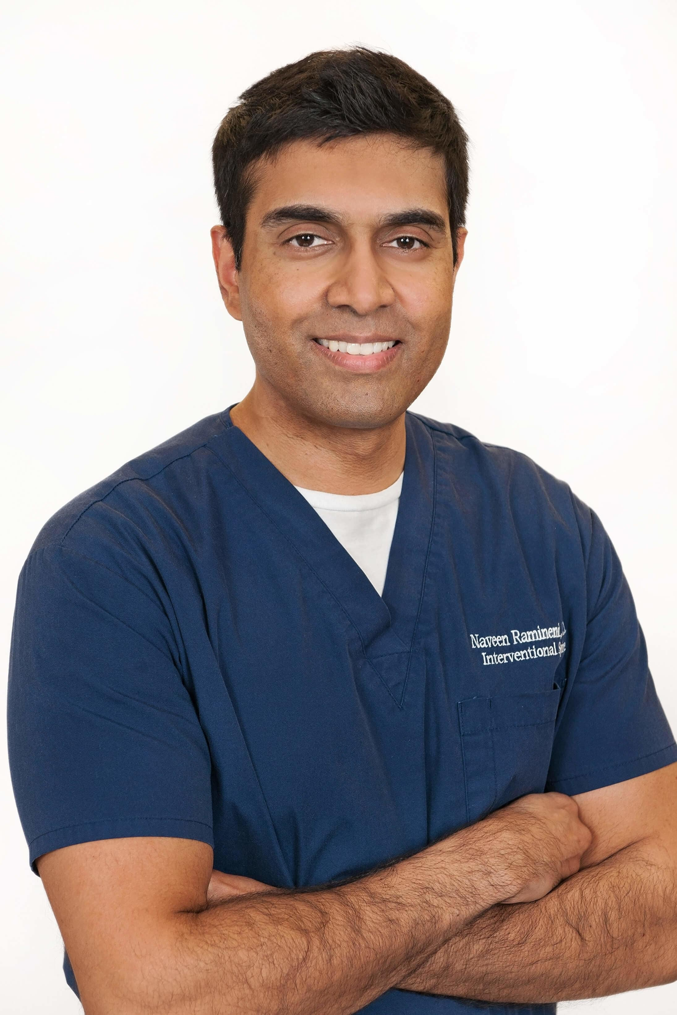 Naveen Ramineni, MD Pain Management