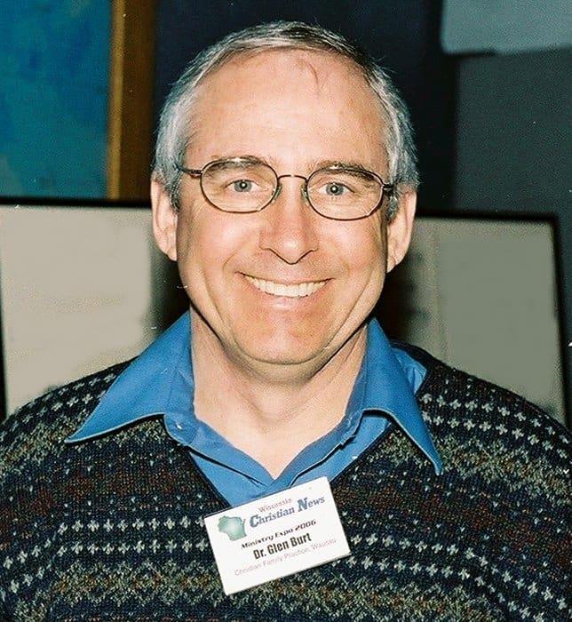 Dr. Glenn B Burt MD