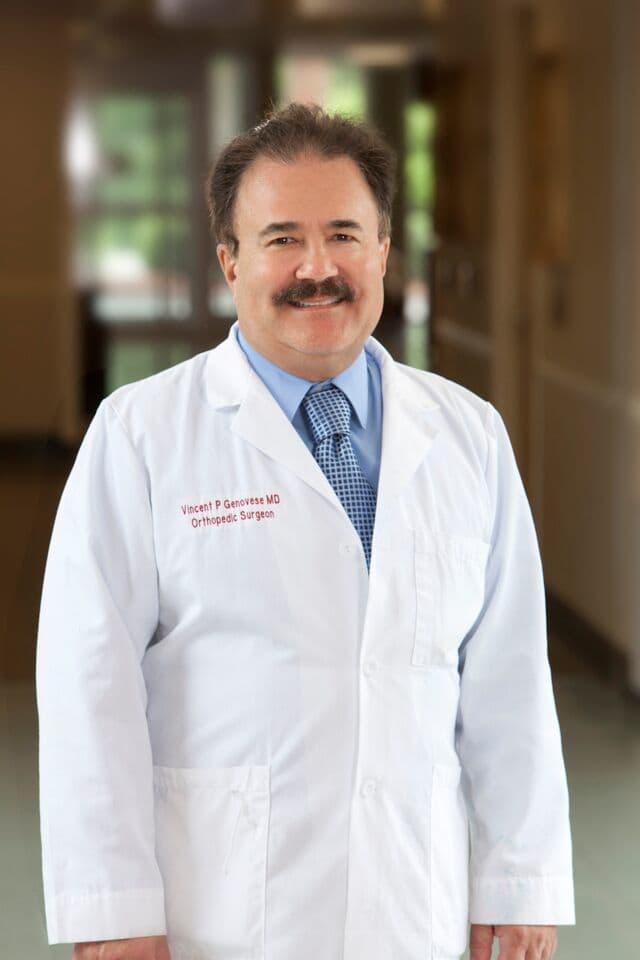 Dr. Vincent P Genovese MD