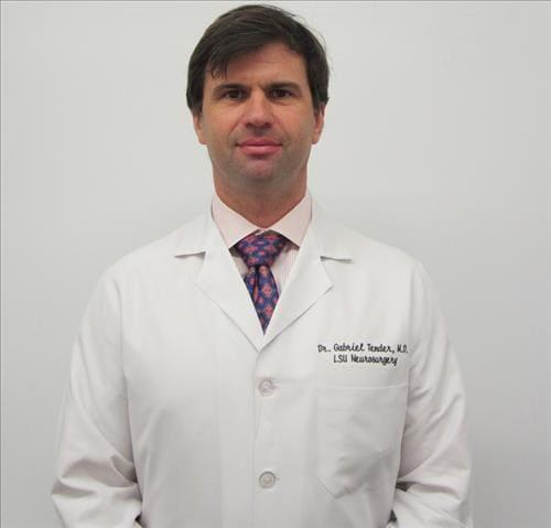 Gabriel C Tender, MD Neurological Surgery