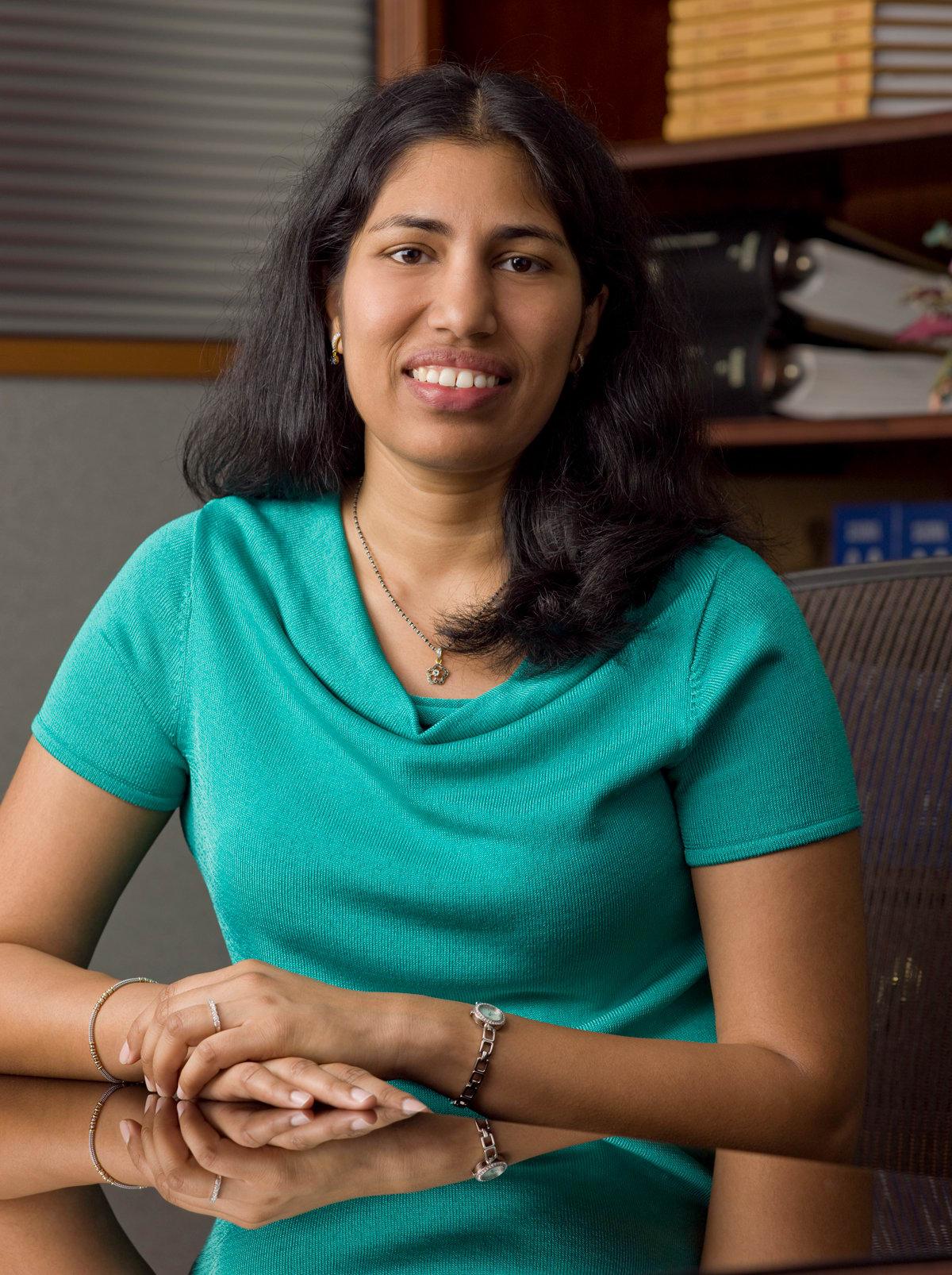 Dr. Anusha Valluru MD