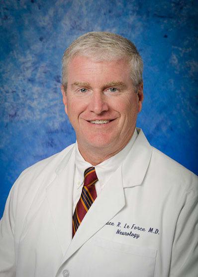 Dr. Bruce R Leforce MD