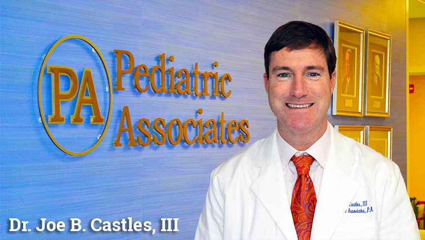 Dr. Joe B Castles MD