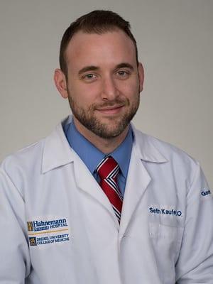 Dr. Seth W Kaufer DO