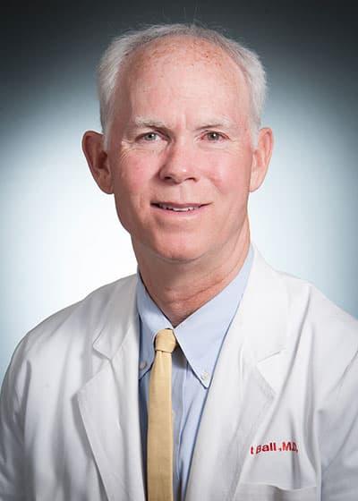 Dr. Stuart F Ball MD