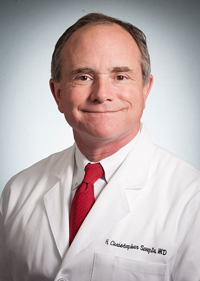 Dr. Henry C Semple MD