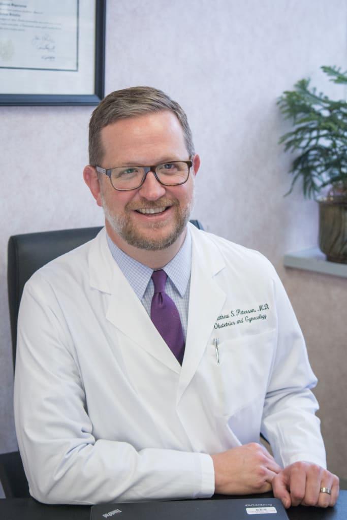 Dr. Matthew S Peterson MD