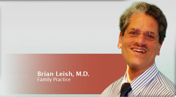 Dr. Brian A Leish MD