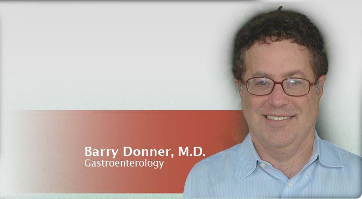 Dr. Barry S Donner MD