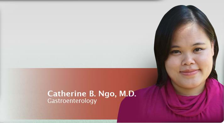 Dr. Catherine B Ngo MD