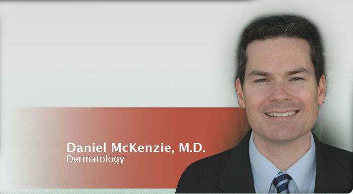 Dr. Daniel K Mckenzie MD