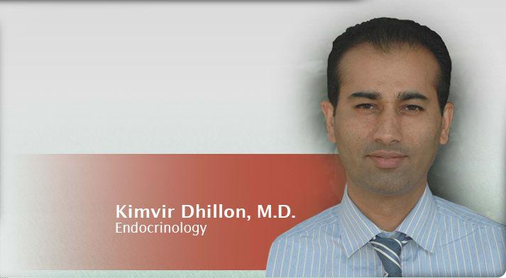 Dr. Kimvir S Dhillon MD