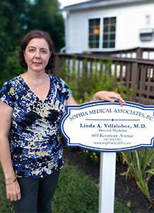 Dr. Linda A Villalobos MD