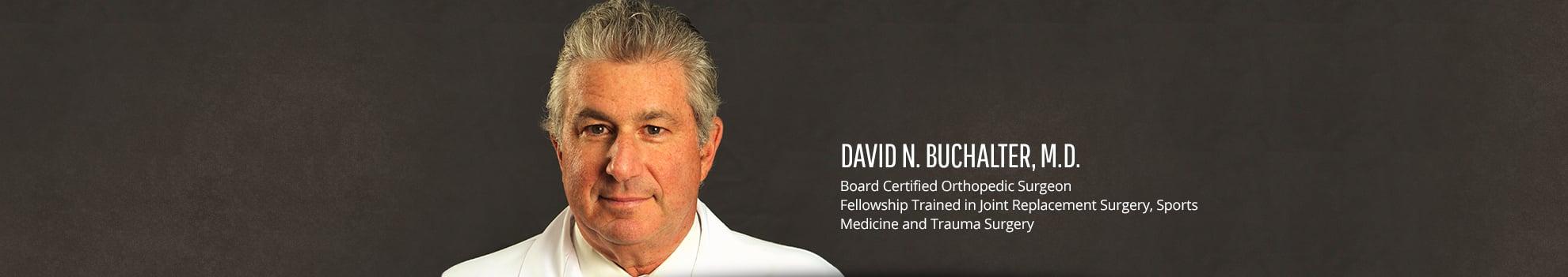 Dr. David N Buchalter MD