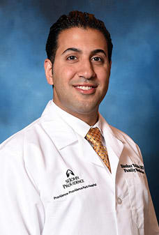 Dr. Bashar Yalldo MD