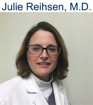 Dr. Julie L Reihsen MD