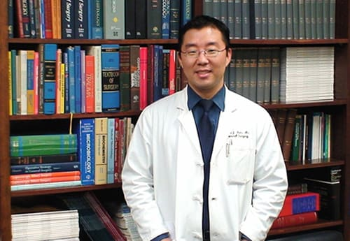 Dr. Peter J Kim MD