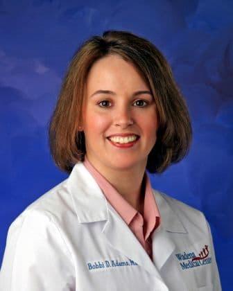 Dr. Bobbi D Adams MD