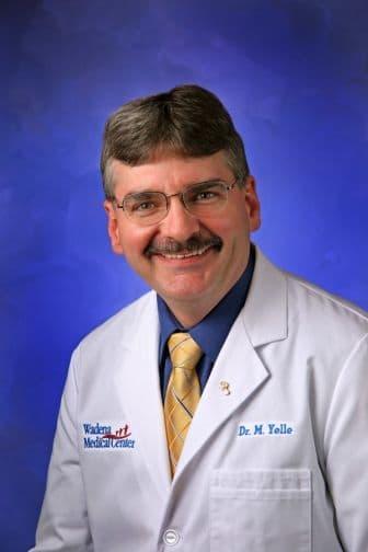 Dr. Matthew C Yelle MD