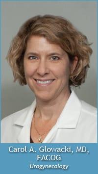 Dr. Carol A Glowacki MD