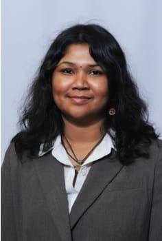 Dr. Indurashmi Mayakrishnan MD