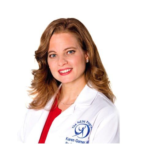 Dr. Karen F Garner MD