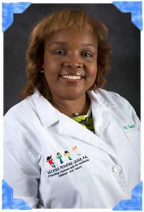 Dr. Tracy Ferguson MD
