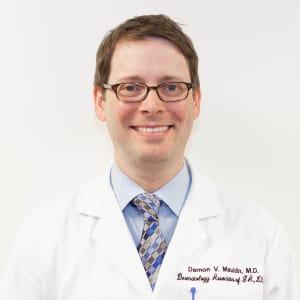 Damon V Mauldin, MD Dermatology