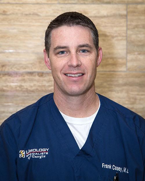 Dr. Frank M Casey MD