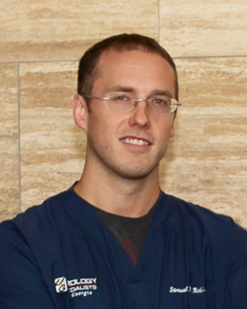Dr. Samuel P Robinson MD