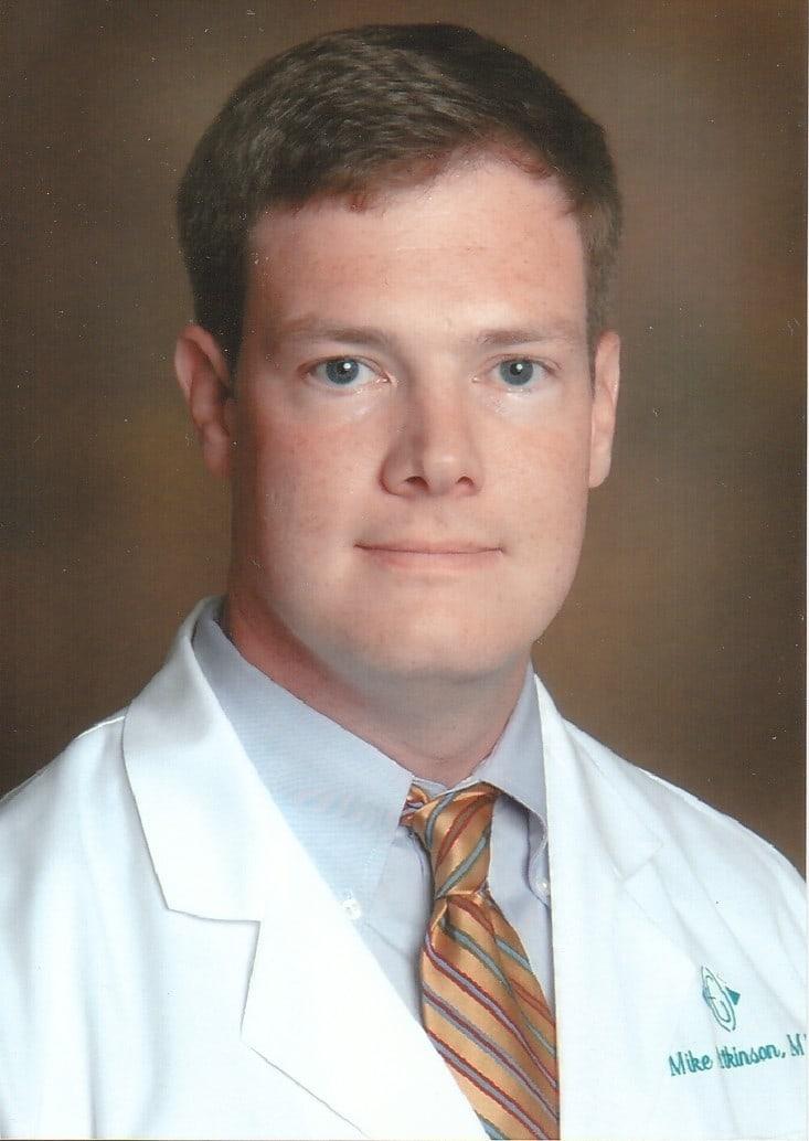 Dr. George M Atkinson MD