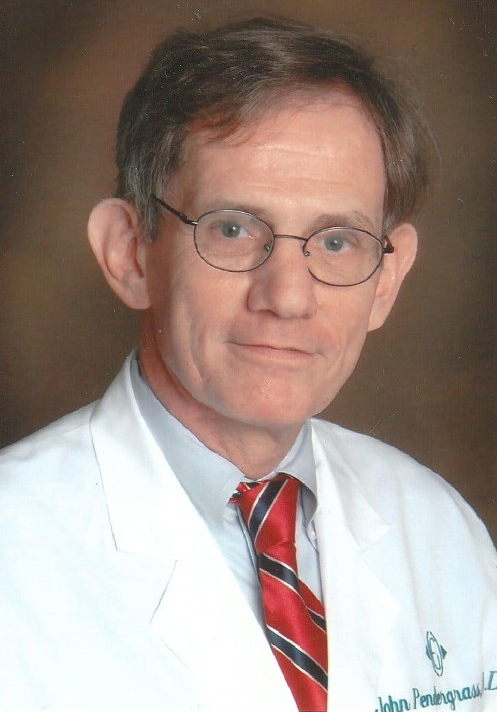 Dr. John L Pendergrass MD