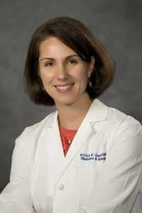 Dr. Nicole W Karjane MD