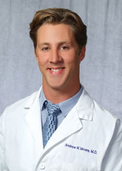 Dr. Andrew K Moore MD