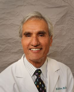 Dr. Desh D Sidhu MD