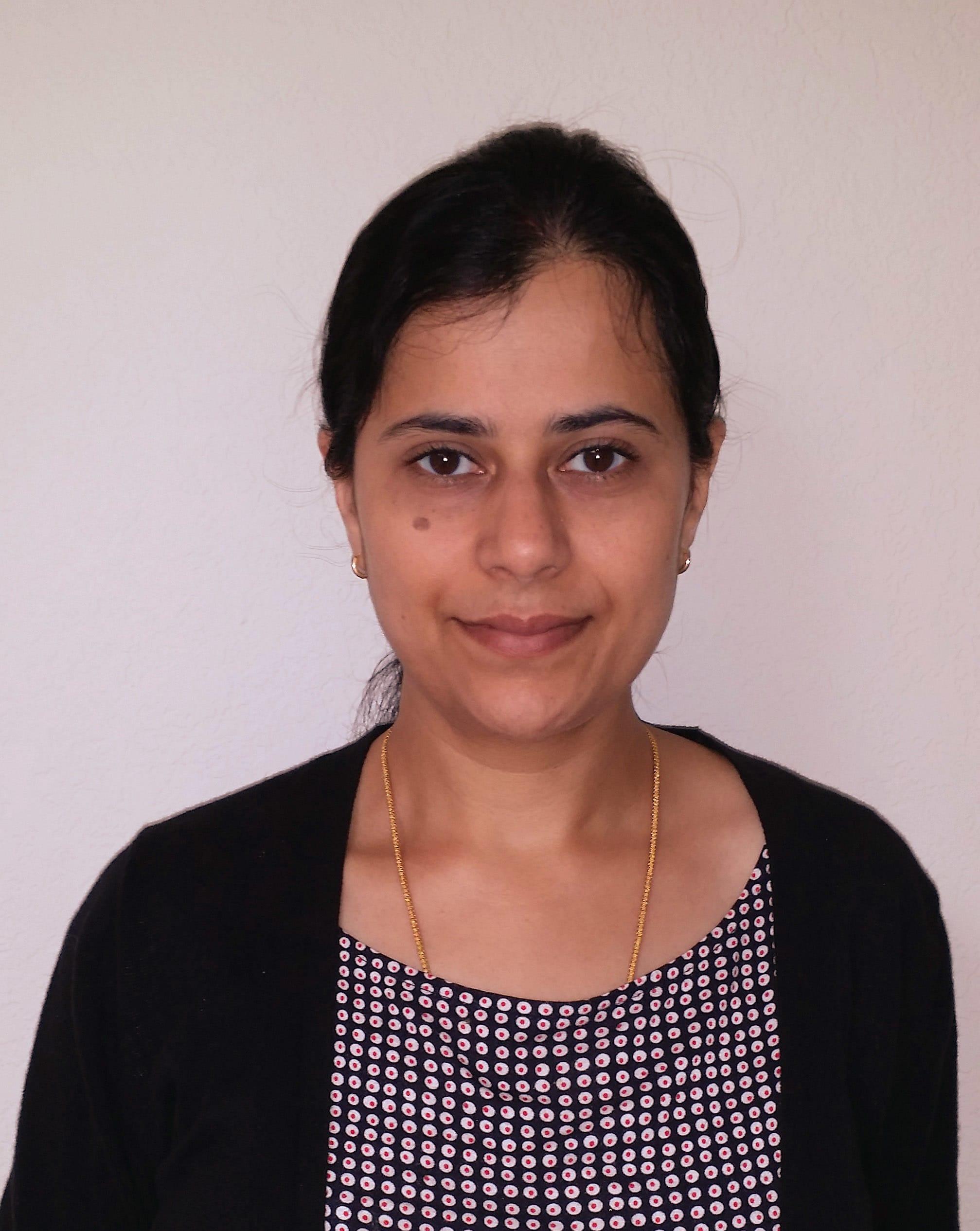 Dr. Kushma S Govindappa MD