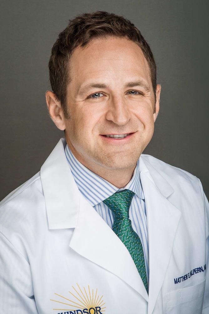 Dr. Matthew E Halpern MD