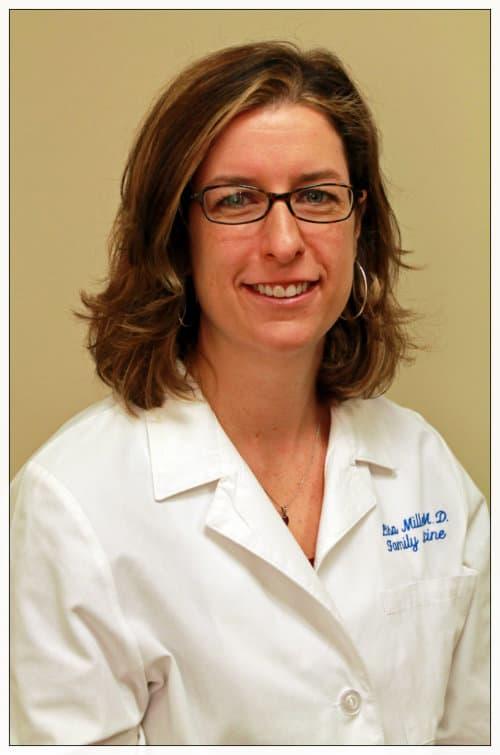 Dr. Lisa W Miller MD