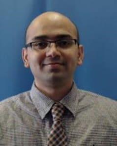 Dr. Mohin J Shah MD